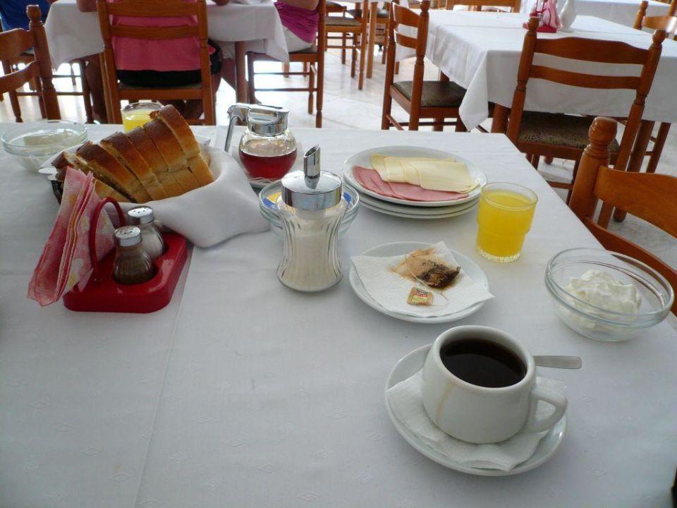 Frühstück Hotel Sylvia