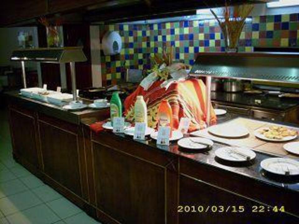 Buffet Hotel Grifid Arabella