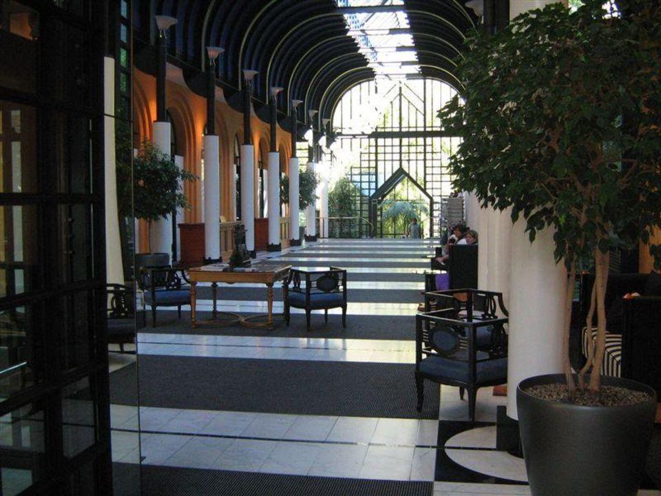 Bereich zwischen Vicotria und Jungfrau Victoria-Jungfrau Grand Hotel & Spa