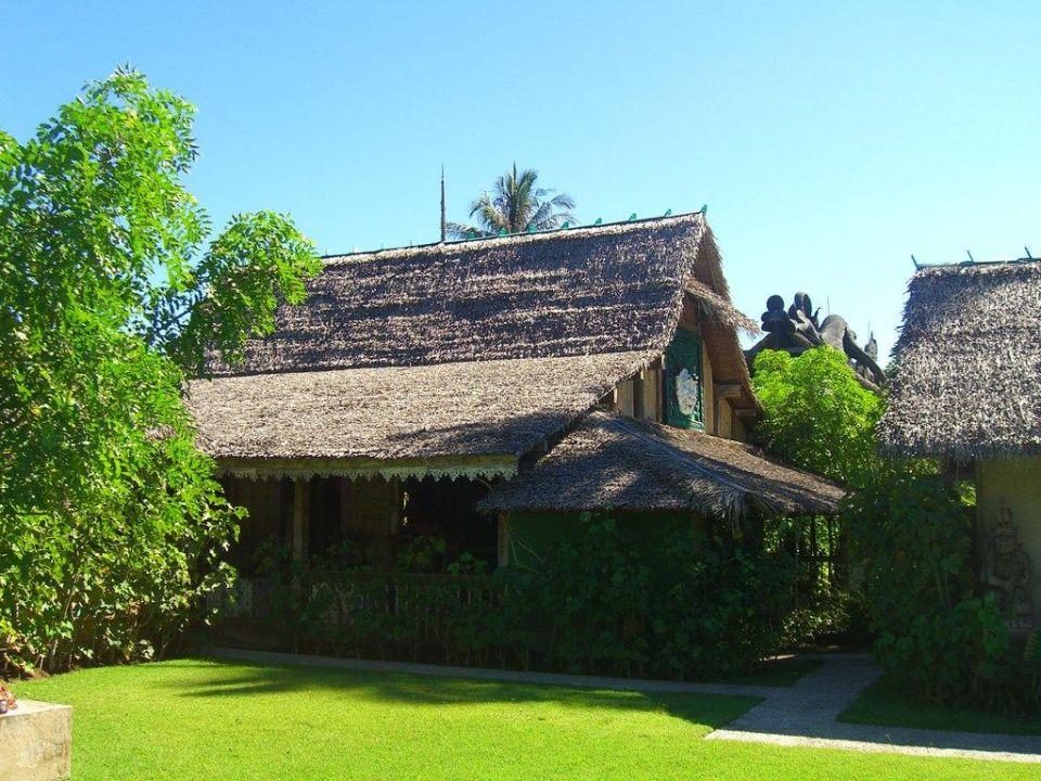 Historical Lobby Hotel Tugu Lombok