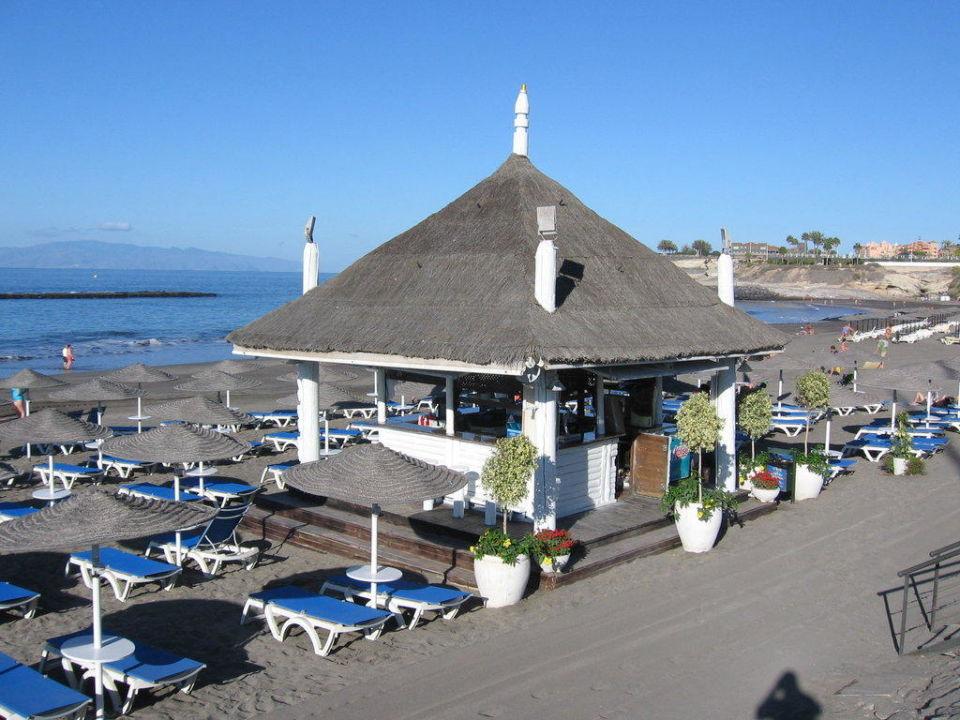 Strand playa de fa ab adri n hoteles jardines de nivaria costa adeje holidaycheck - Hotel adrian jardines de nivaria ...