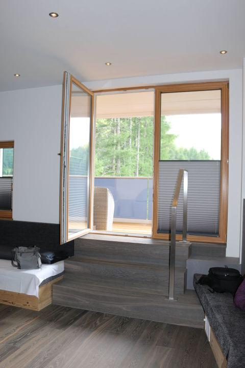 Treppenaufgang Zum Balkon Muhle Resort 1900 Obergurgl Hochgurgl