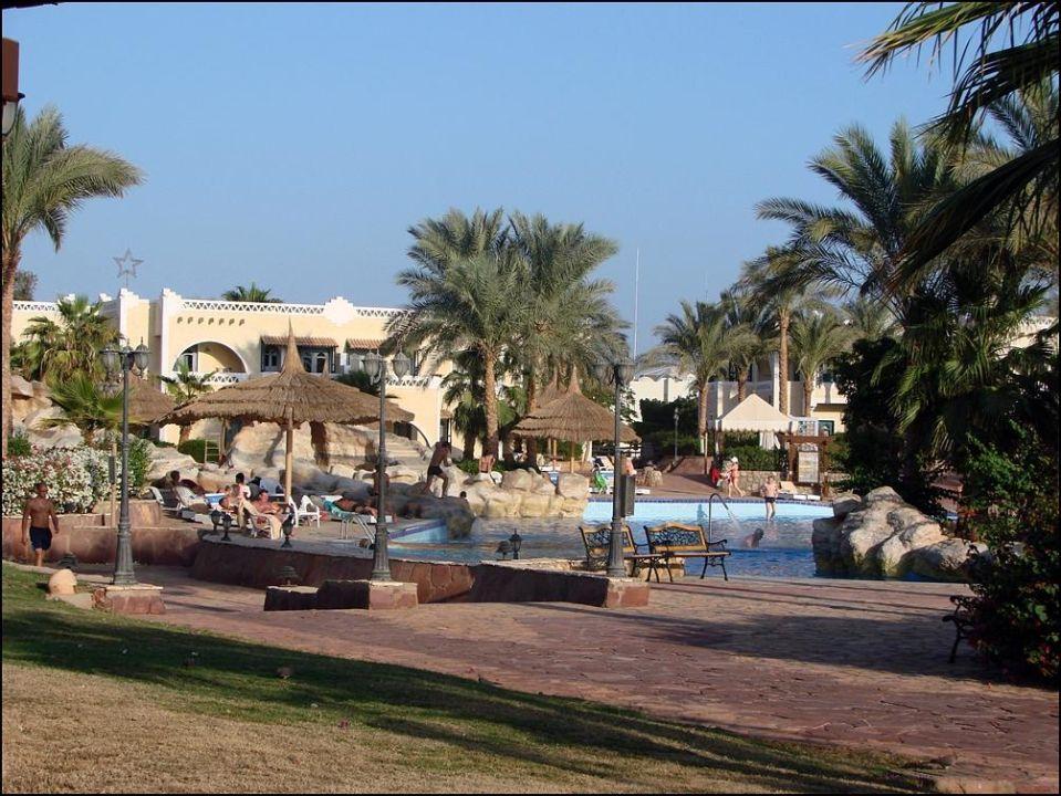 Basen przy hotelu Hotel El Faraana Reef Resort