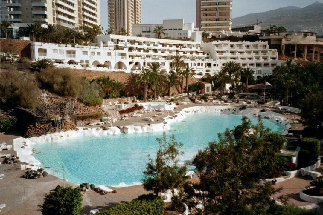 Fiesta Hotel-Paraiso Floral, Playa Paraiso - Meerewasser Bad Hotel Fiesta Playa Paraiso Complex  (Vorgänger-Hotel – existiert nicht mehr)