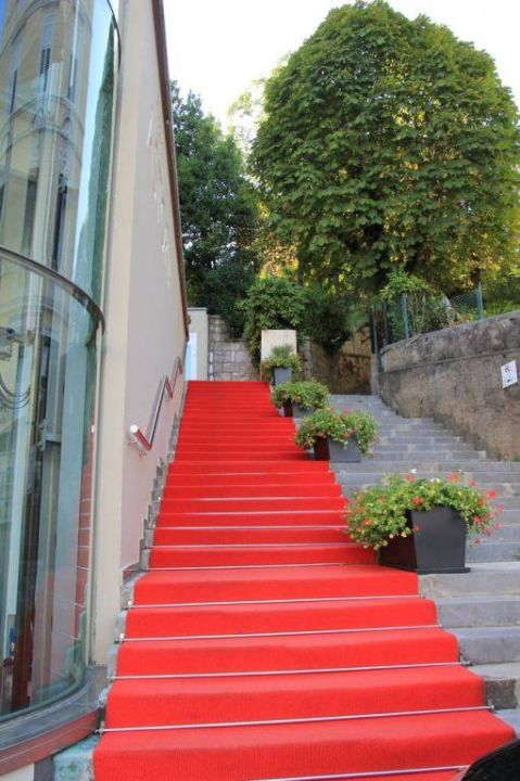 Hoteltreppe  Hotel Astoria by OHM Group