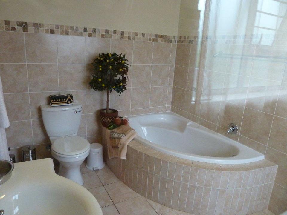 Gecko En-suite Badezimmer mit Dusche\