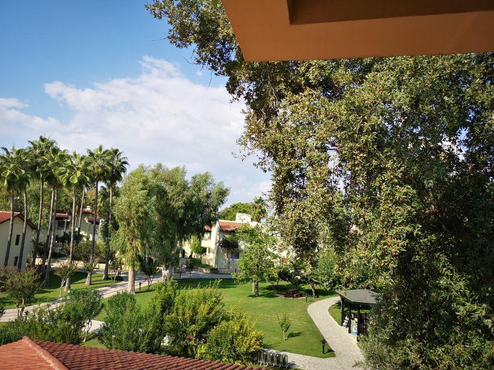 Gartenanlage Melas Holiday Village
