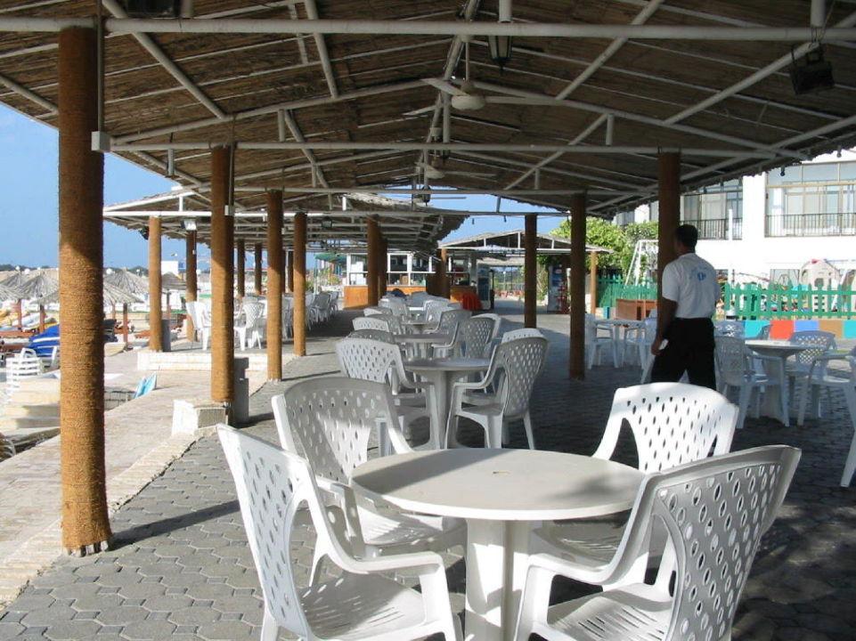 Strandbar und -küche Hotel Khalidiya Palace Rayhaan by Rotana