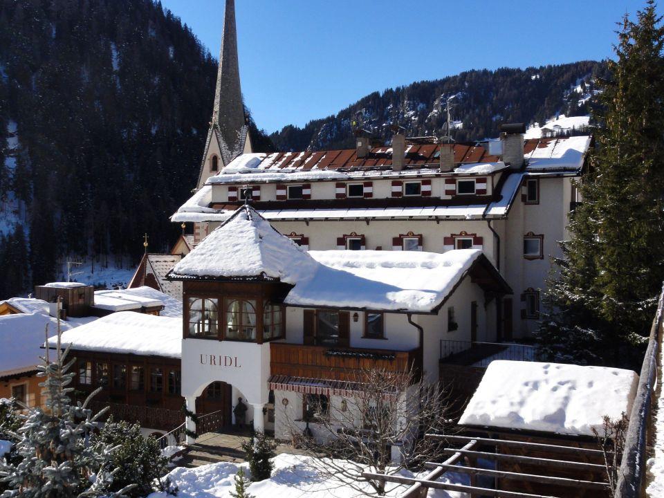 Hotel Uridl Santa Cristina