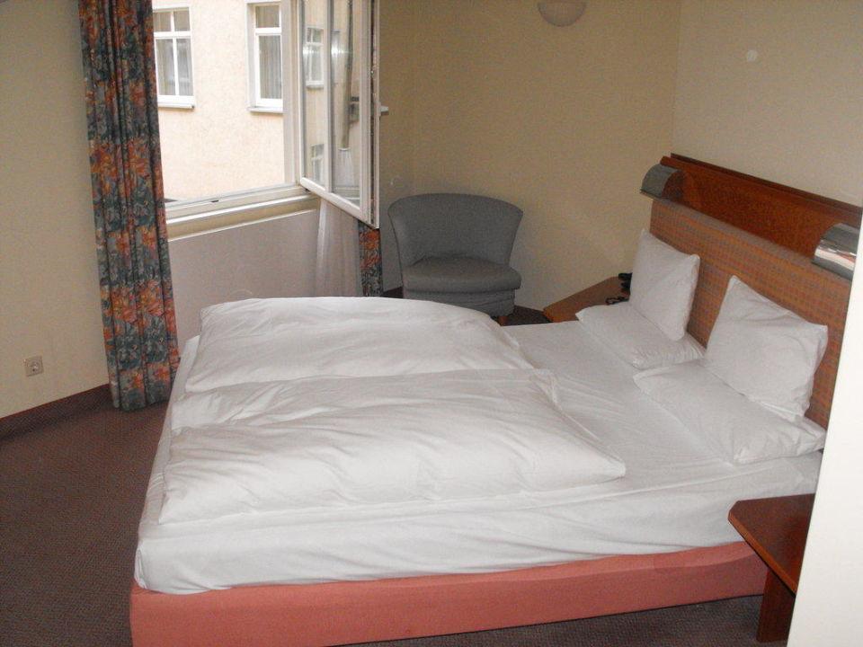 Standardzimmer Altstadt Hotel zur Post Stralsund