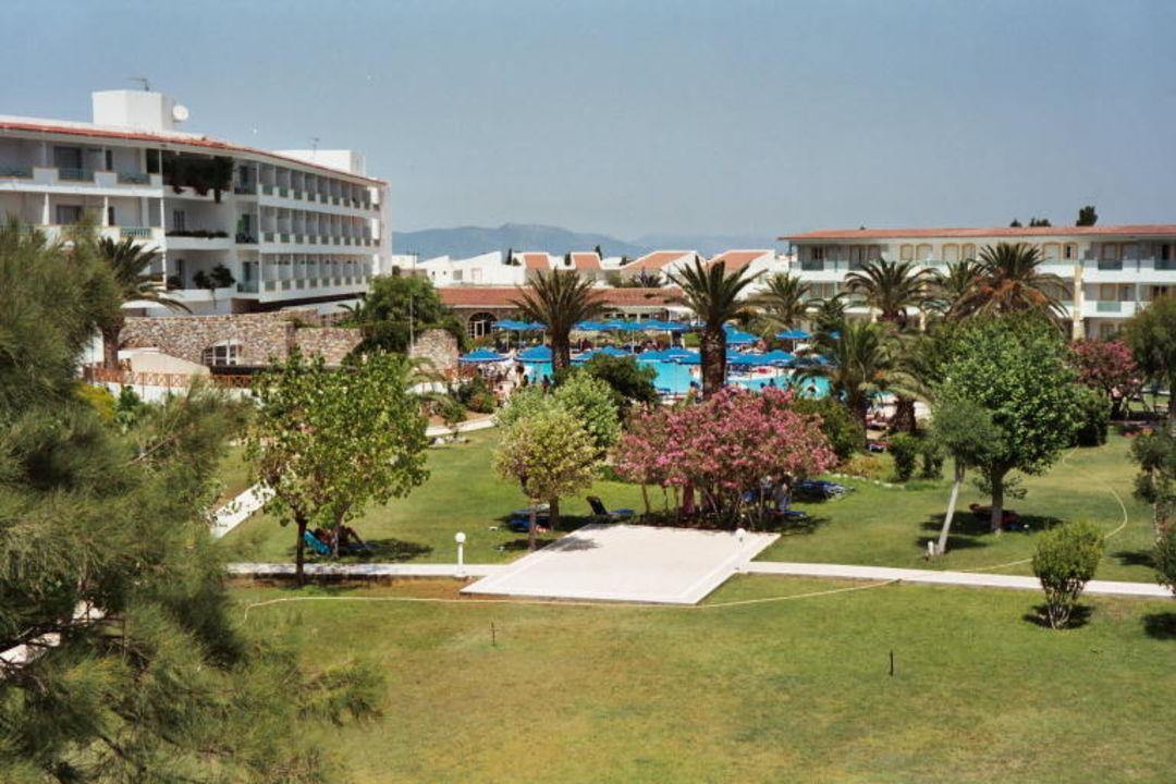 Mitsis Hotel Ramira Beach-Gartenanlage Mitsis Ramira Beach Hotel