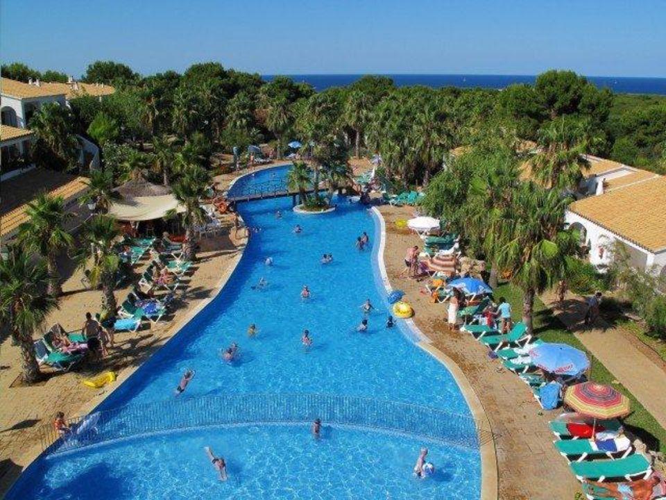 68 mts de piscina Hotel Marina Parc