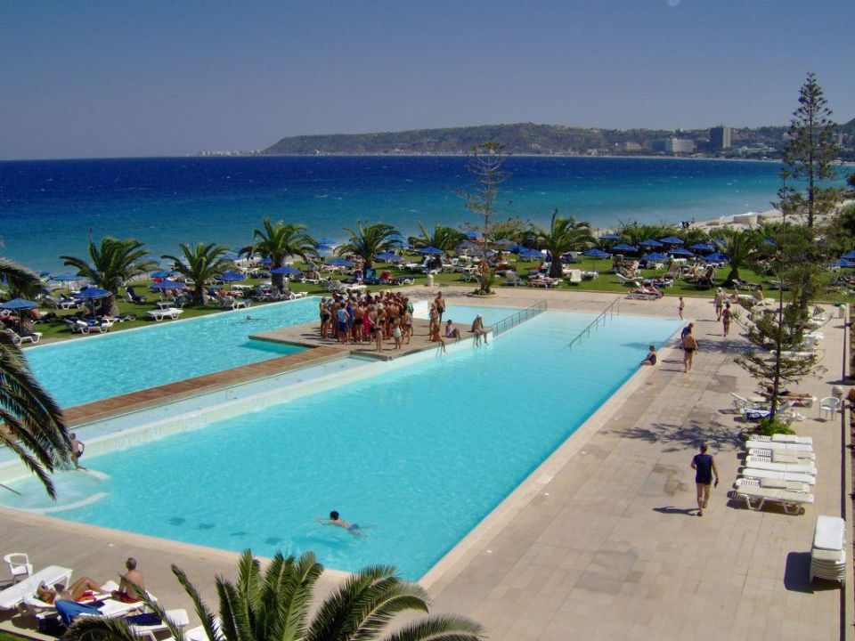 Die Pools SENTIDO Ixian Grand - Adults only