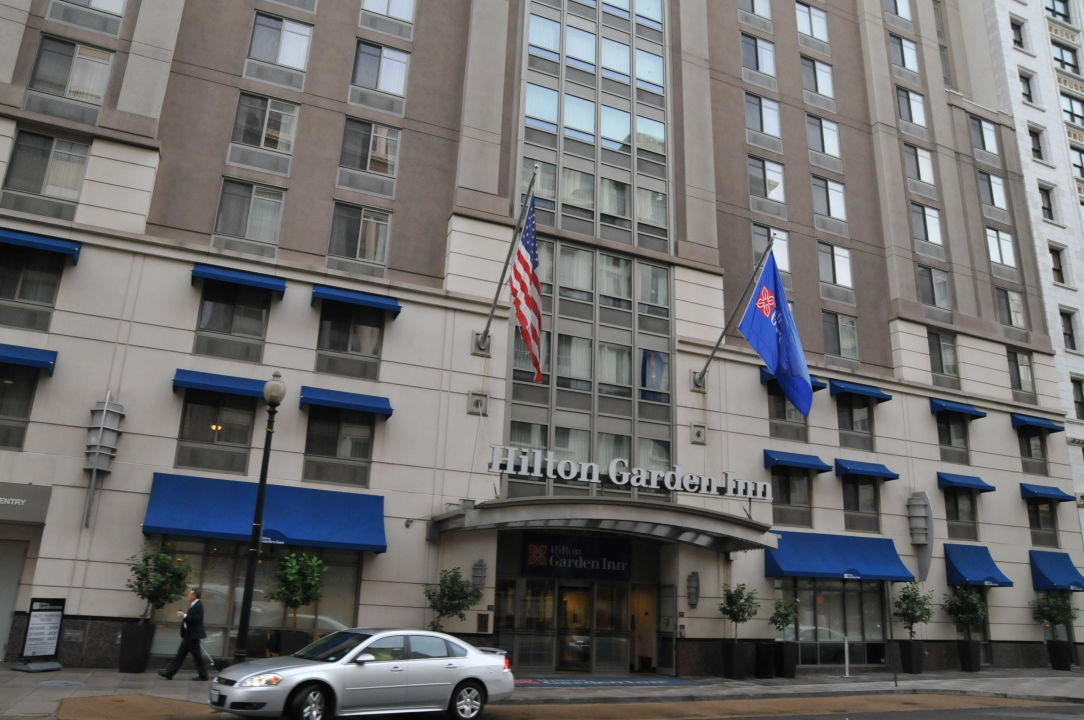 Hotel Hotel Hilton Garden Inn Washington Dc Downtown Washington
