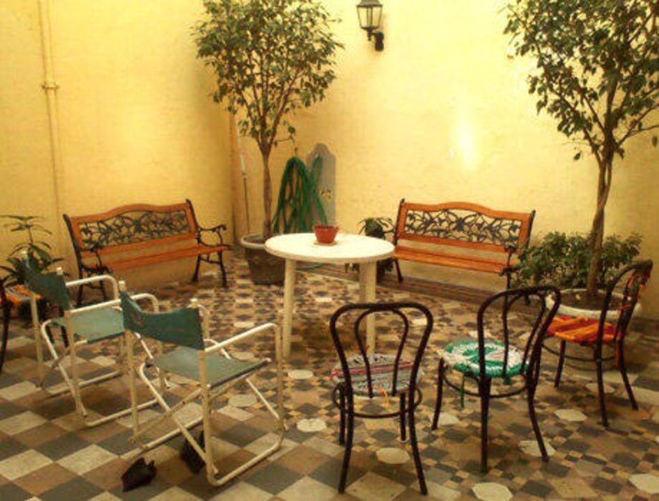 Patio de Dia Hotel Bolivar