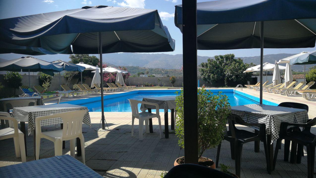 Pool Hotel Hermes