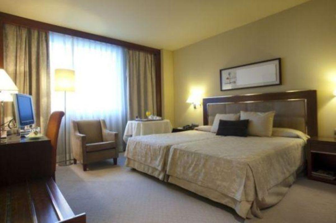 Habitacion 2 camas hotel nuevo madrid in madrid - Habitacion 2 camas ...