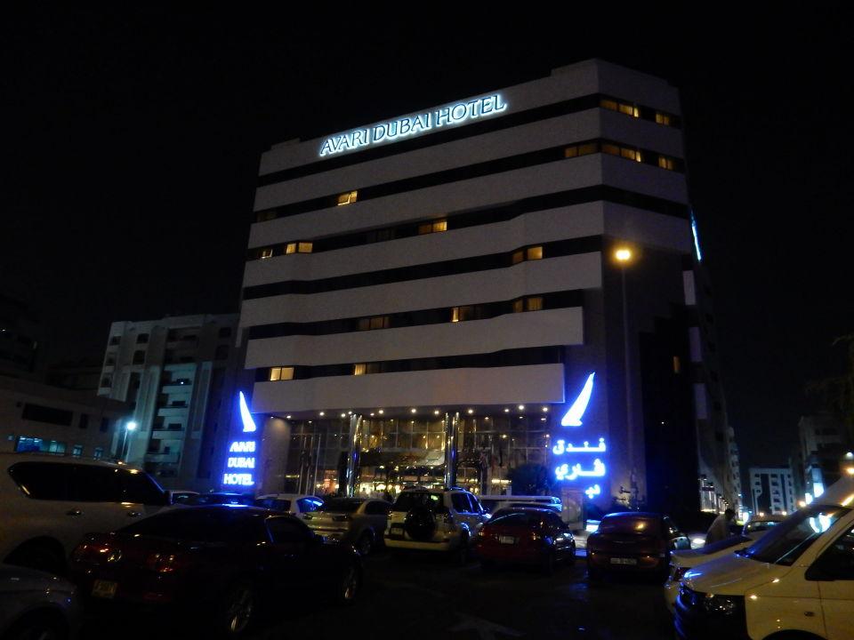 Hotel Avari Dubai Hotel Avari Dubai