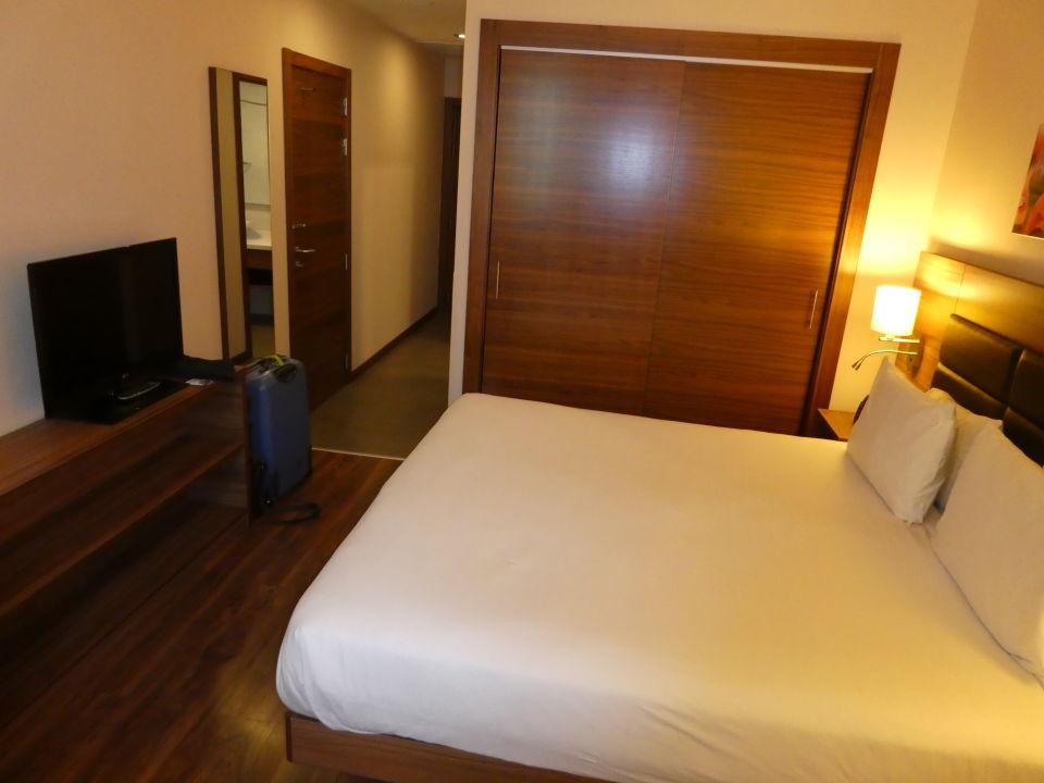 Zimmer Hilton Garden Inn Sevilla
