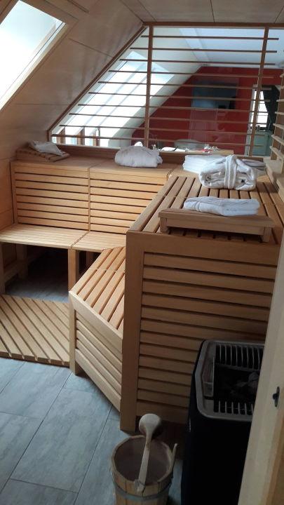 Wellnesssuite Sauna Landhotel Waldblick