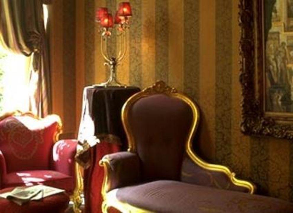 Die Lobby Villa Royale Paris Villa Royale
