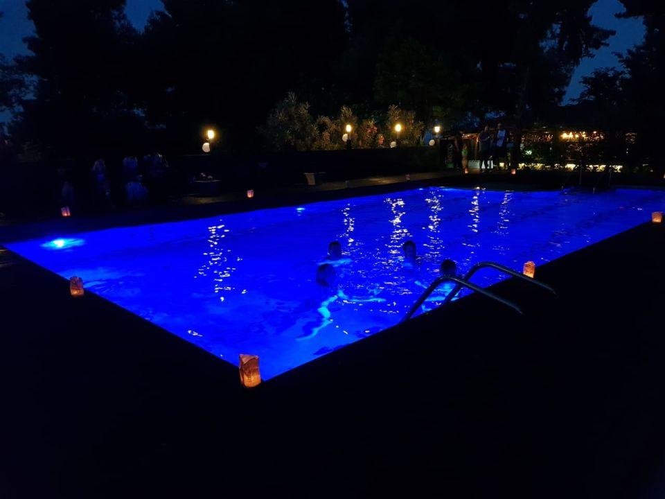 Pool Poseidon View