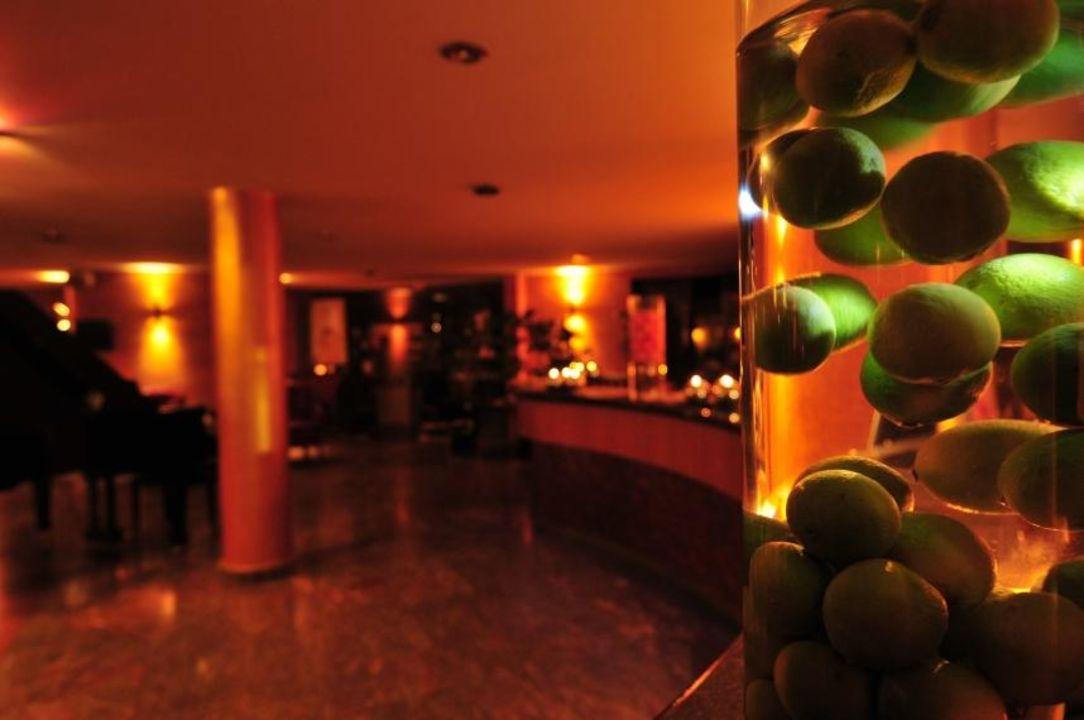 Lobby Hotel Santo