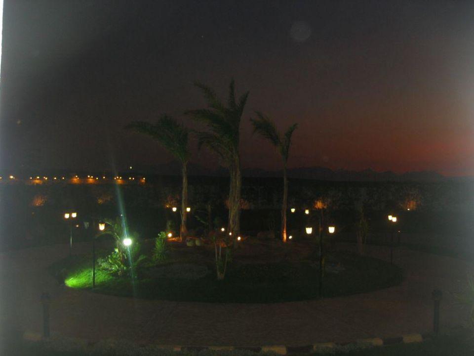 Hoteleingang SunConnect Aqua Blu Resort