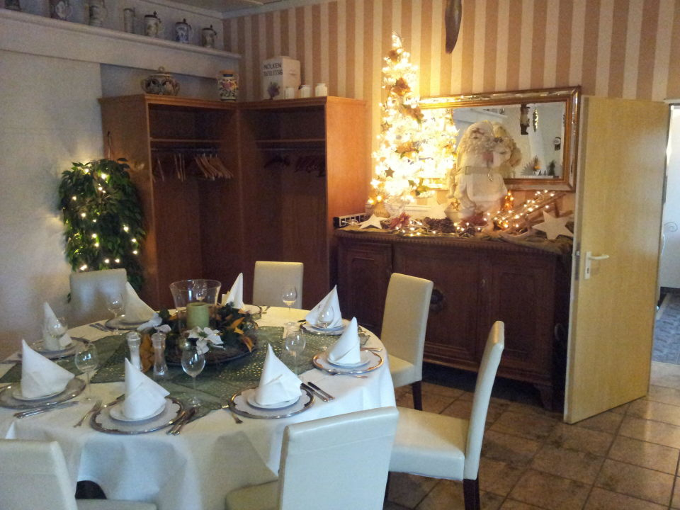 Dezember 2012 Mit Weihnachtsdeko Landhaus Vluyner Stuben