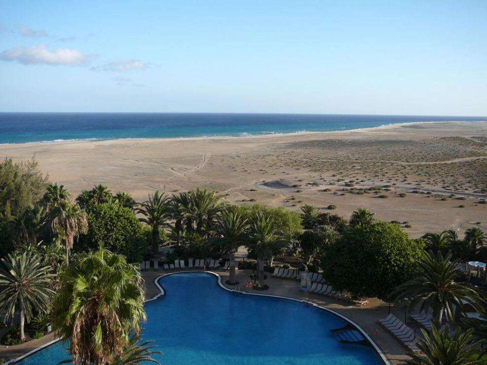 Ein wunderschöner Ausblick Melia Fuerteventura