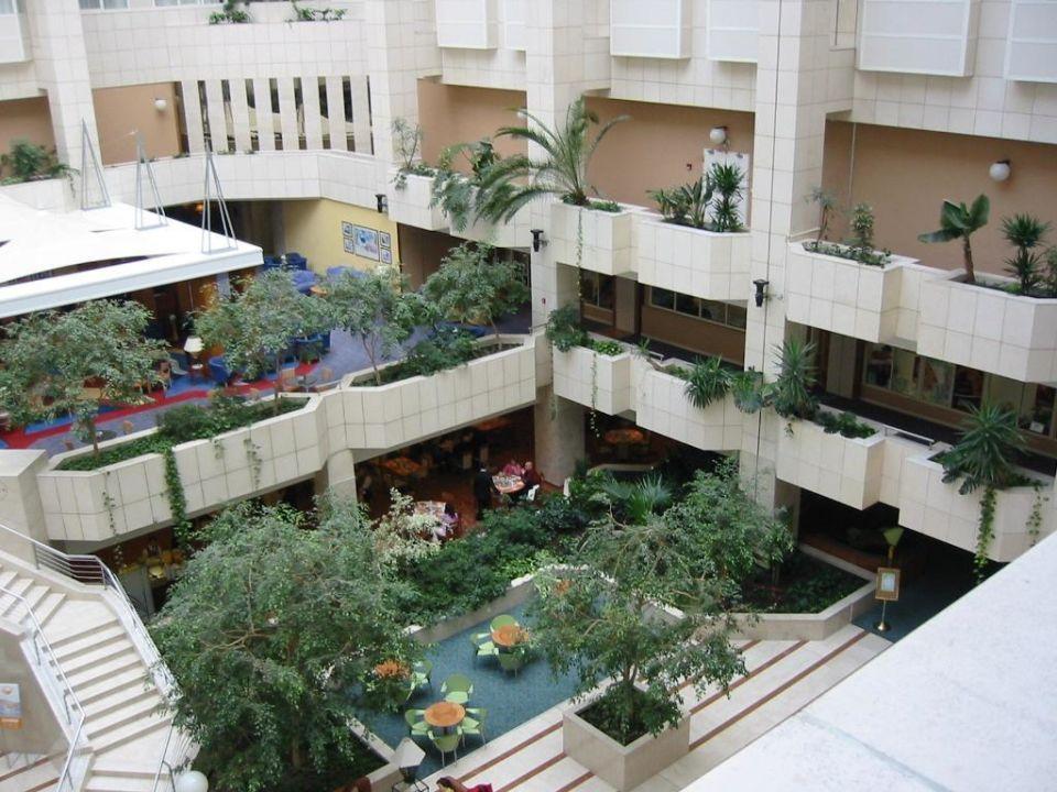 Hotel - Lichtraum Hilton Prague