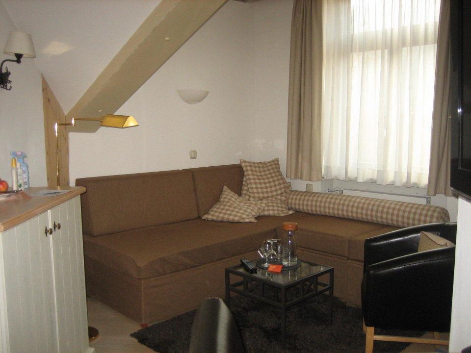 turmzimmer couchecke hotel staudacherhof garmisch. Black Bedroom Furniture Sets. Home Design Ideas