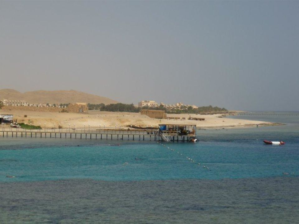Tauchjetty Mövenpick Resort El Quseir