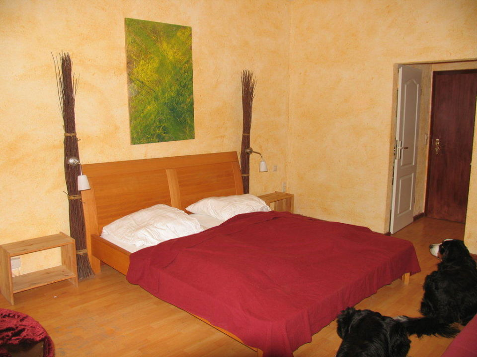 Unser Zimmer! Nr. 1 im EG! Weißer Berg Strandhotel