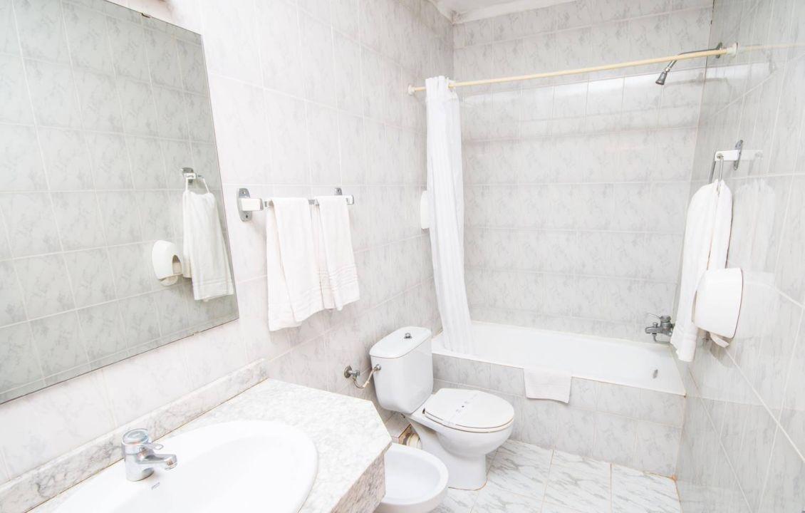 Habitación standard Hotel Amic Miraflores