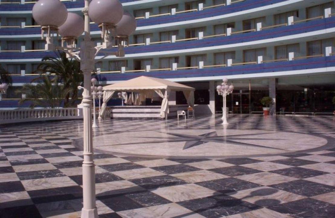 Hotel Mediterranean Palace/Außen Mediterranean Palace Hotel