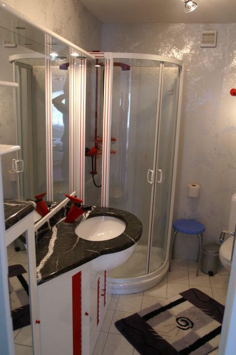 Badezimmer 3.5-Zimmerwohnung Haus Alcazar