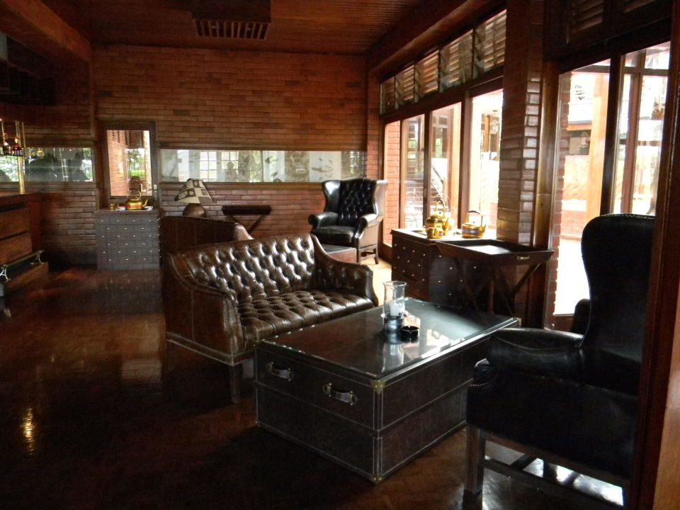 Kolonialstil Manyara Wildlife Safari Camp Mto Wa Mbu