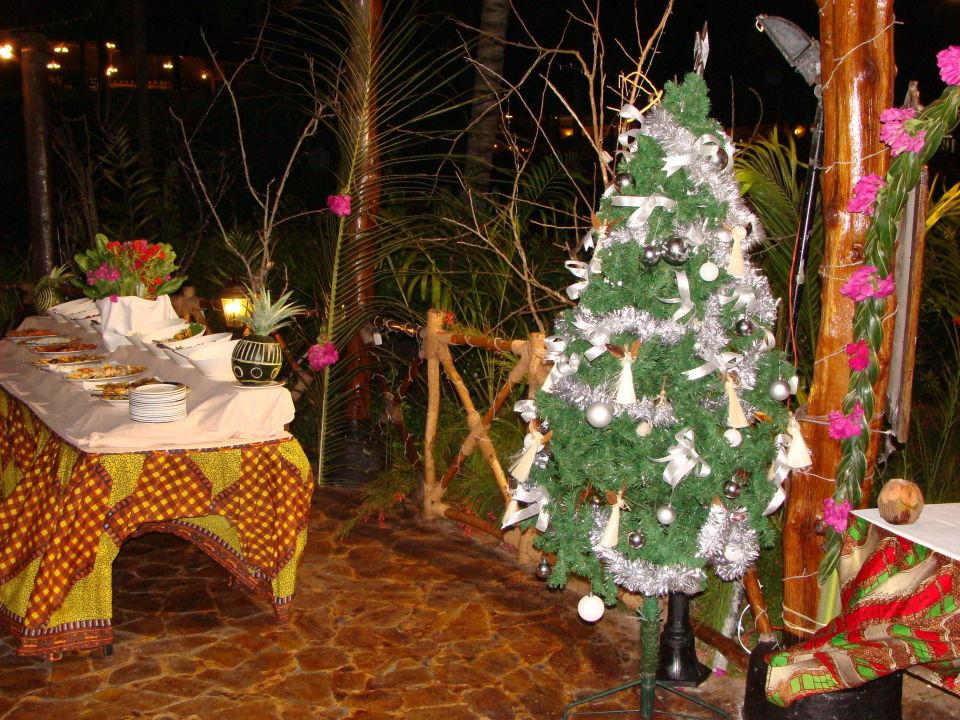 auch weihnachten wird gefeiert ocean paradise resort spa pwani mchangani holidaycheck. Black Bedroom Furniture Sets. Home Design Ideas
