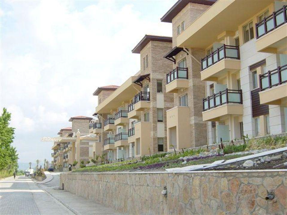 Xanthe Resort - Zufahrt lti Xanthe Resort & Spa
