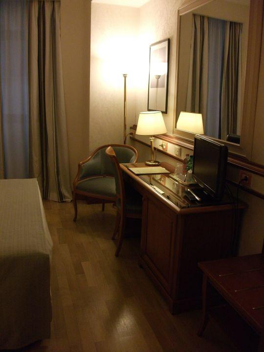Doppelzimmer Hotel Londra Cargill