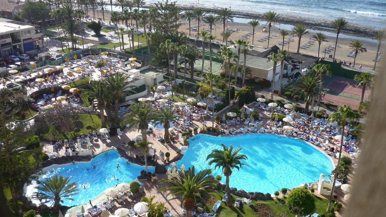 Hotel Palmeras Playa Teneriffa