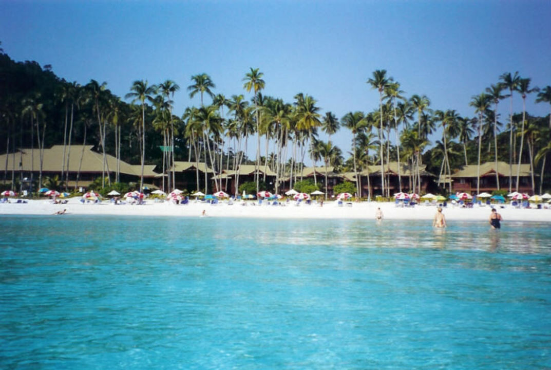 Malaysia - Redang Beach Resort The Taaras Beach & Spa Resort