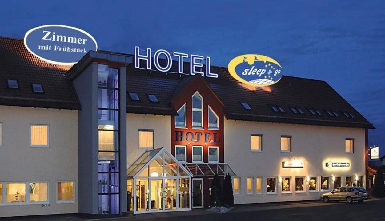 Hotel Sleep & Go Bad Hersfeld Hotel Sleep& Go
