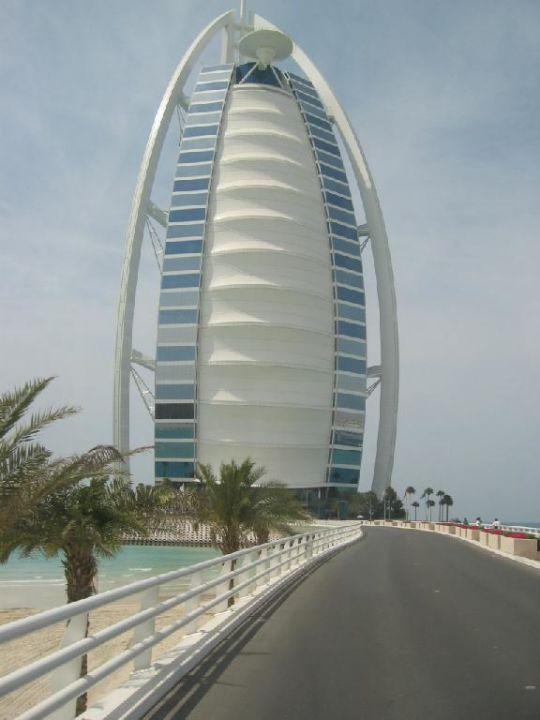 Dubai  - Burj Al Arab Hotel Burj Al Arab