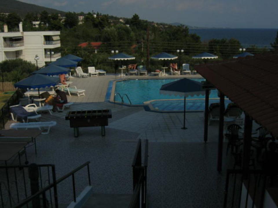 Pool Hotel Sonia Village