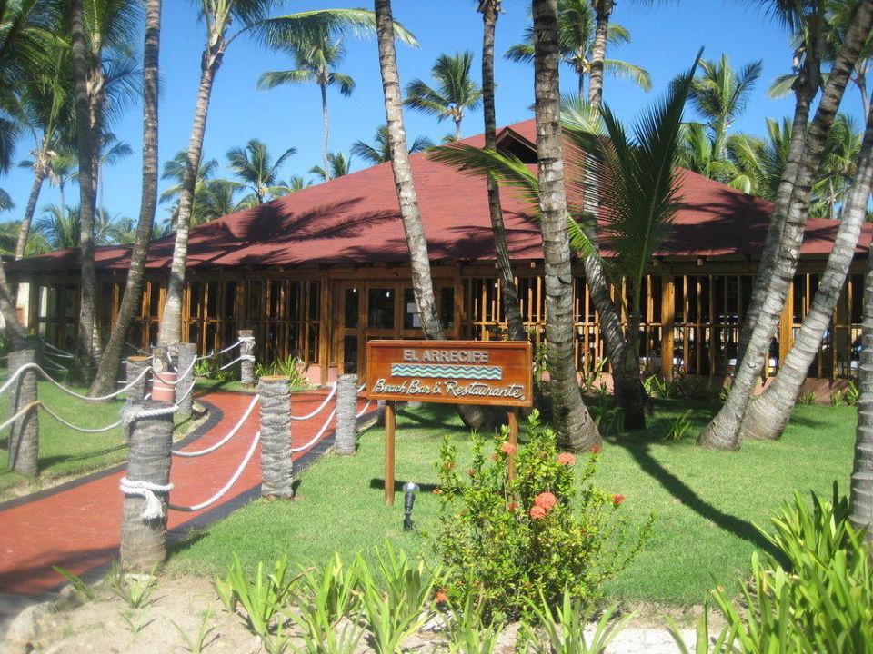 Internationales Restaurant El Arrecife Grand Palladium Bávaro Suites Resort & Spa