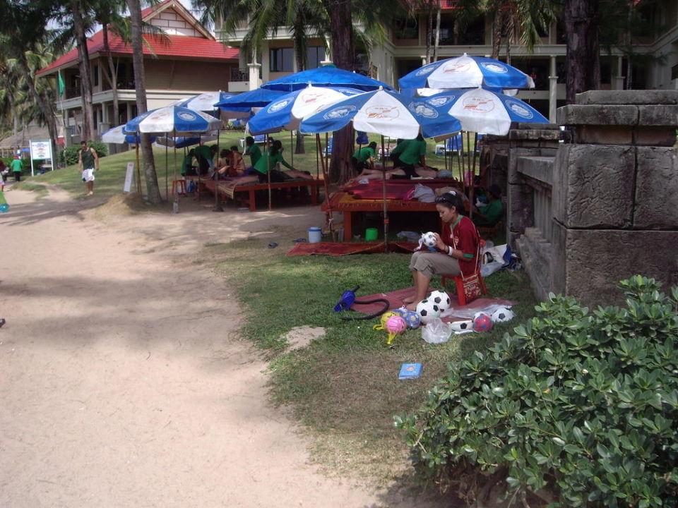 Massage Hotel Laguna Beach  (geschlossen)