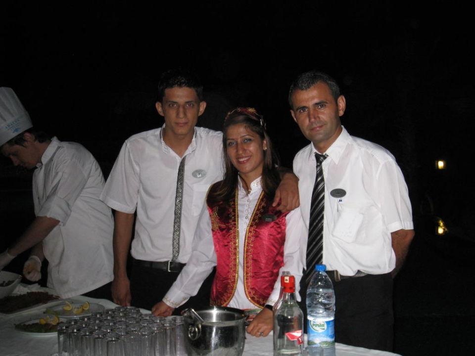 Türkischer-Abend Hotel Adalya Resort & Spa