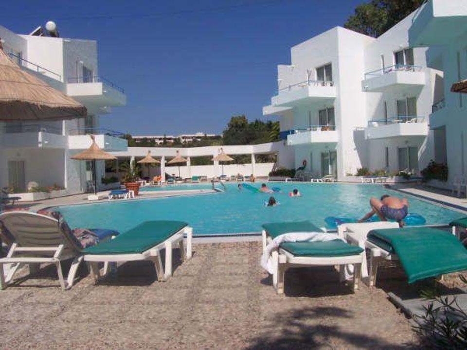piscine arrière Eden Roc Resort Hotel